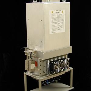 DLP processing using UV chamber