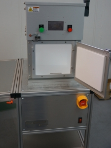 12 inch chamber for adhesive bonding